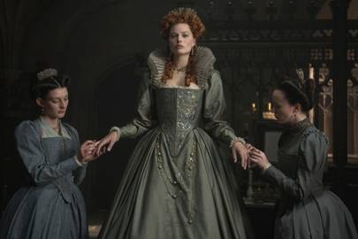 Mary Queen Of Scots, 2018