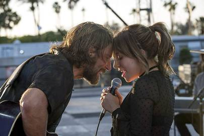 behind the scenes a star is born british vogue