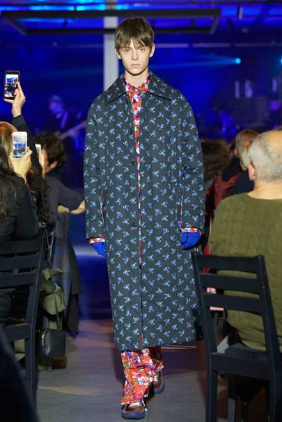 Kenzo Autumn Winter 2017 Ready-To-Wear show report   British Vogue 9be6014661a