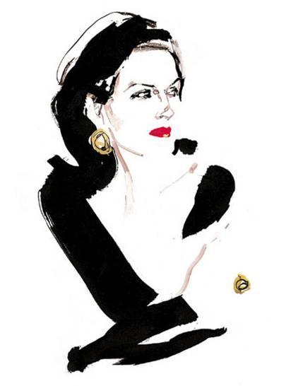 Paloma Picasso, 1999