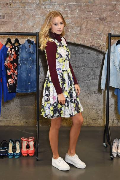 Amazon Fashion Photography Studio press conference, London - July 23 2015