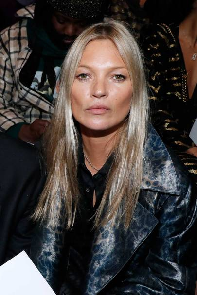 60d29fab9eca Kate Moss Hair And Hairstyles - Crops Waves Curls And Fringe ...