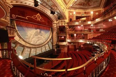 For A Culture Fix: The New Wimbledon Theatre