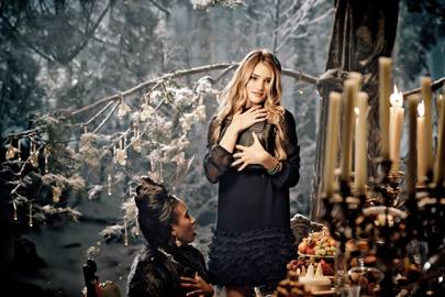 M&S Christmas Campaign 2013