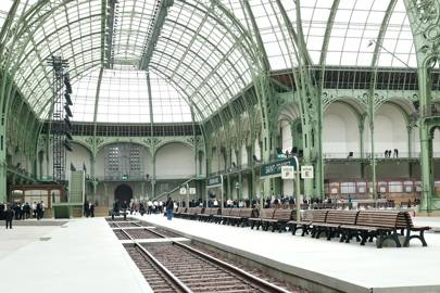All aboard the Chanel Tunnel train, first stop: Le Riviera