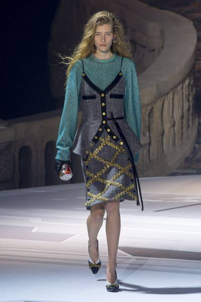 4cfdabec56 Louis Vuitton Autumn Winter 2018 Ready-To-Wear show report
