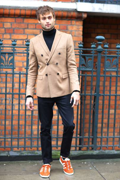 London Collections: Men, January 8 2016