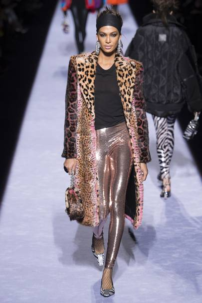 4943aed52fb9 Tom Ford Autumn Winter 2018 Ready-To-Wear show report