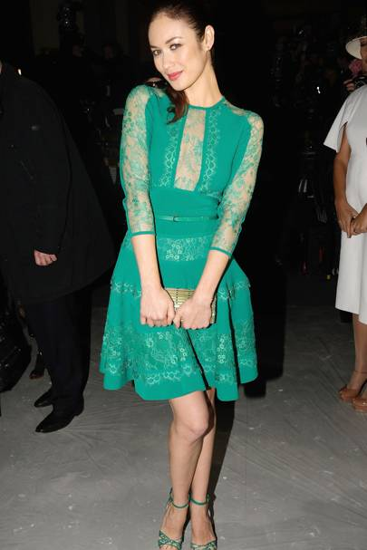 Elie Saab show - January 22 2014