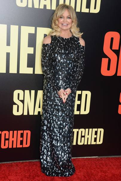 Snatched Premiere, Los Angeles - May 10 2017