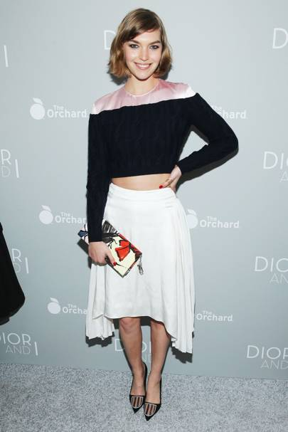 Dior And I premiere, New York - April 8 2015
