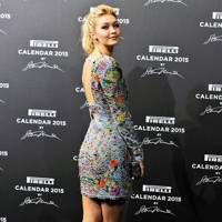 Pirelli Calendar launch, Milan - November 18 2014