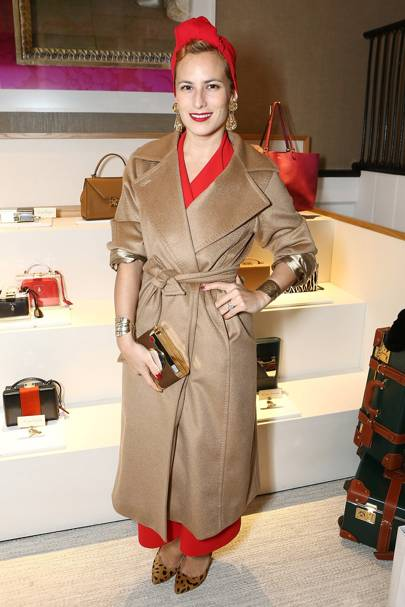 Moda Operandi Holiday Dinner, London – November 17 2015