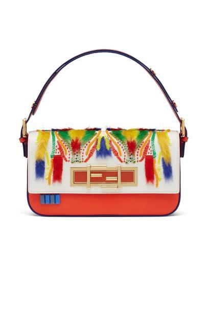 Leandra Medine's 3Baguette bag