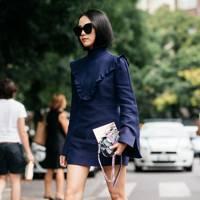 4. Wear a med-Sev dress