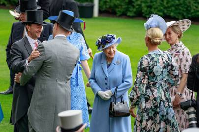 Why The Queen Was Laughing So Much At Ascot