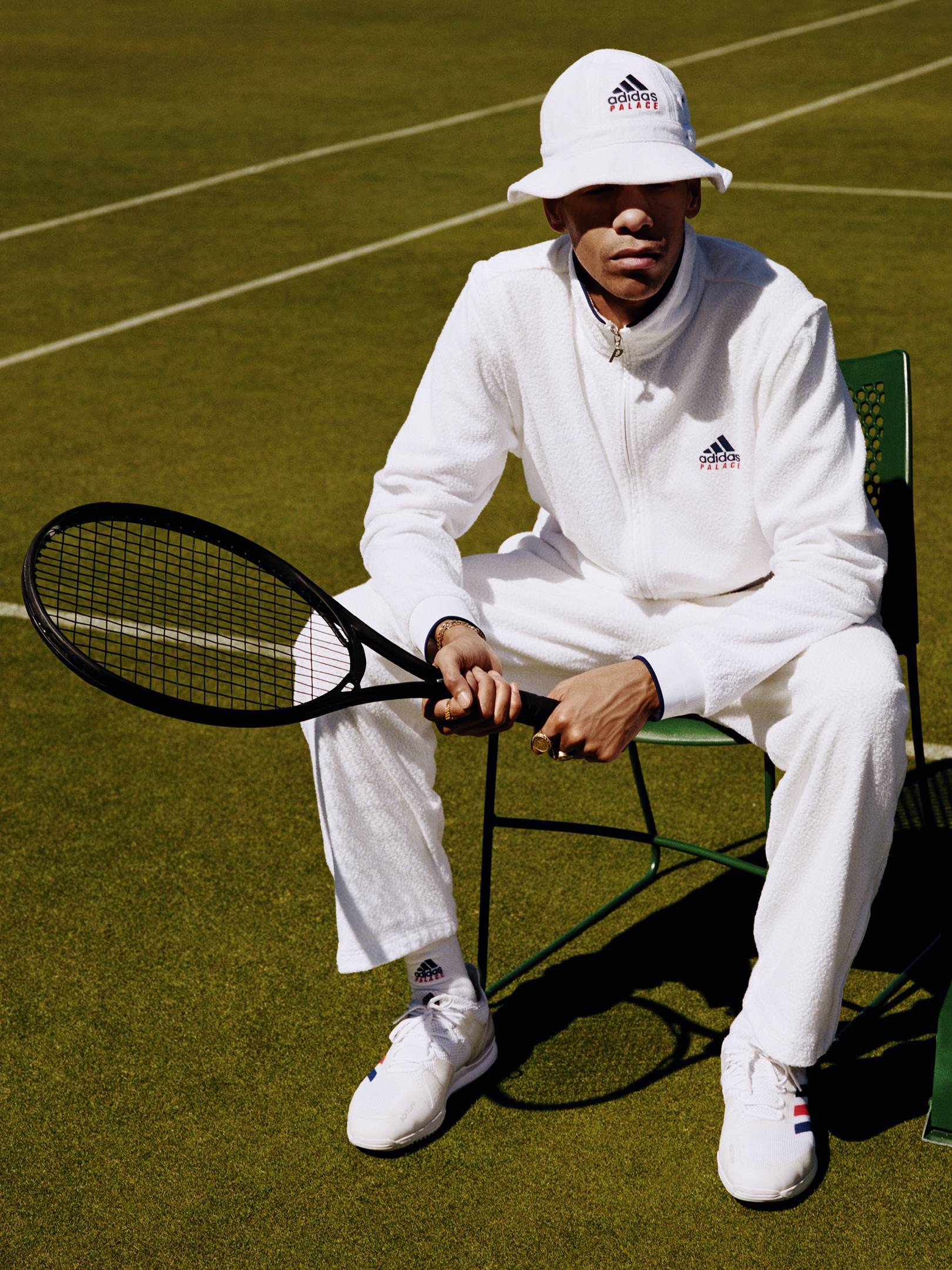fbec28e6a2d08 Adidas And Palace Team Up For Tennis Collection