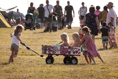 Best for… families: Camp Bestival