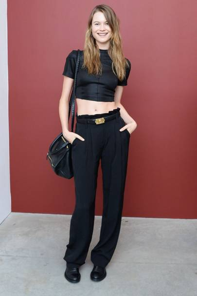 Narciso Rodriguez Bottletop collection launch, New York - May 8 2014