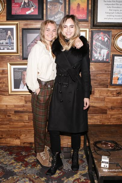 Autograph Collection Hotels hosts Maggie Gyllenhaal cocktail party, Sundance Film Festival – January 20 2018