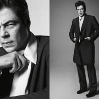 Benicio Del Toro For Prada Spring/Summer 2013