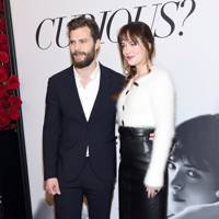 Fifty Shades Of Grey screening, New York - February