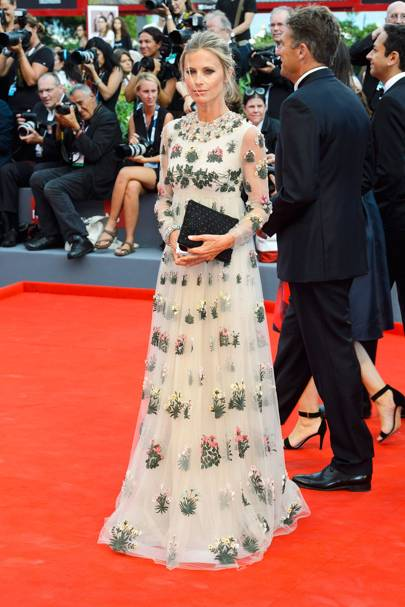 Venice Film Festival Opening Ceremony - September 2 2015