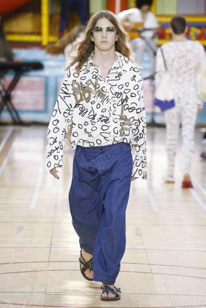Vivienne Westwood pre Spring/Summer 2018 Ready-To-Wear show report |  British Vogue