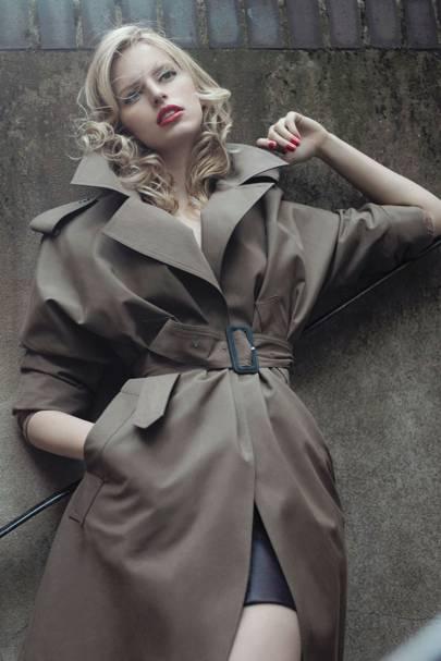 Karolina Kurkova - Vogue August 2010