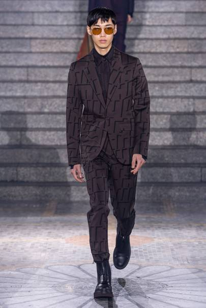 Ermenegildo Zegna Autumn Winter 2019 Menswear show report  43e76aebc85