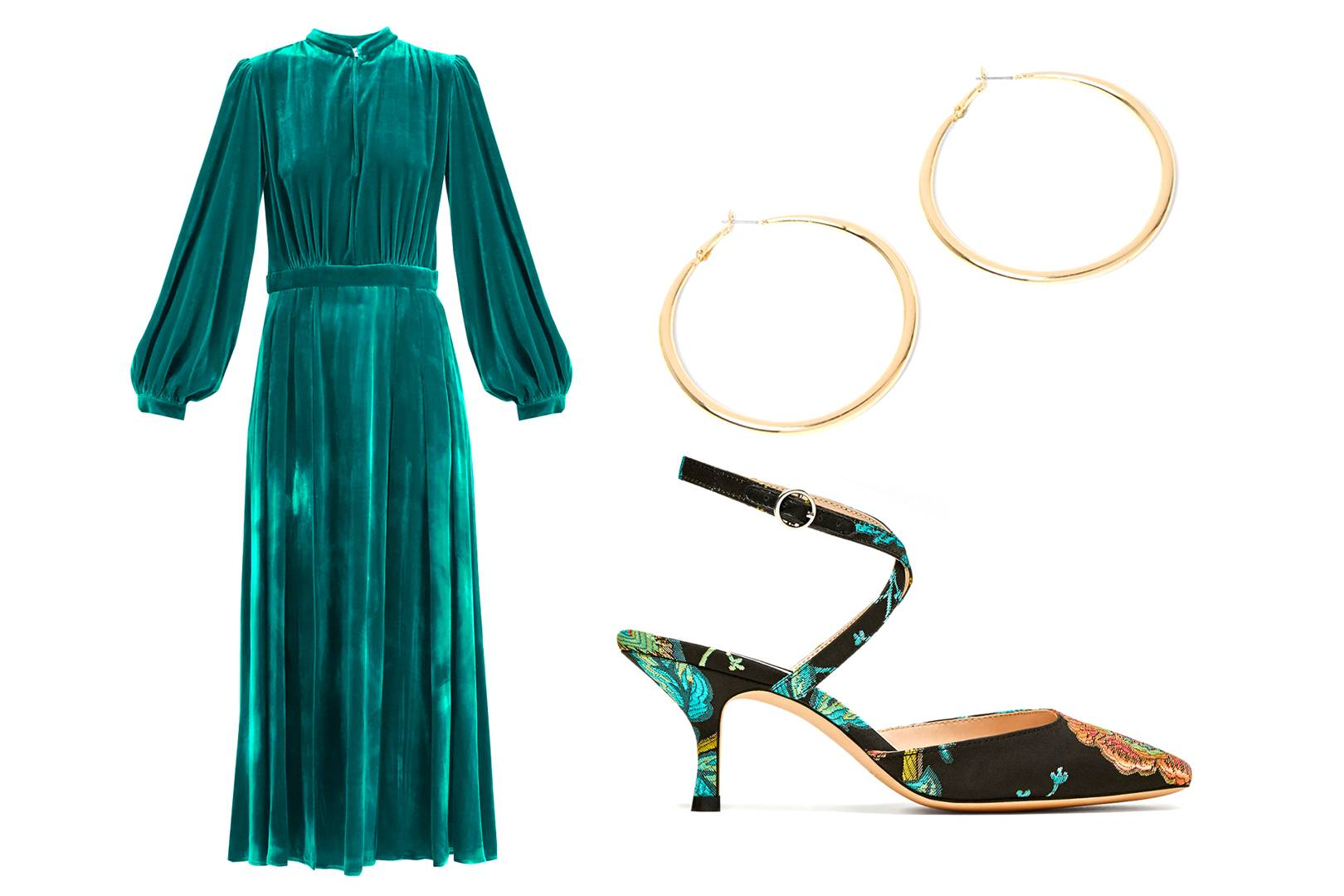 What To Wear To A Winter Wedding 2017: Winter Wedding Guest Outfits ...