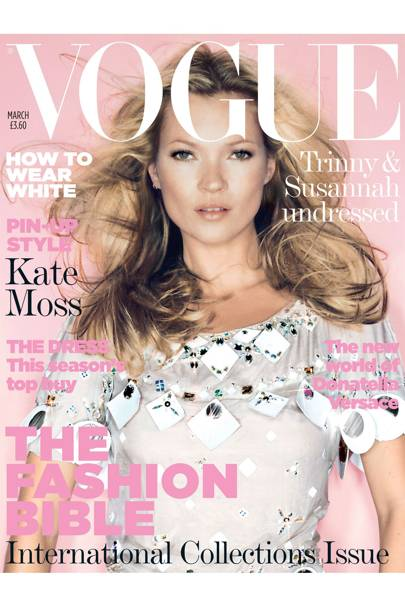 Vogue Cover, March 2006