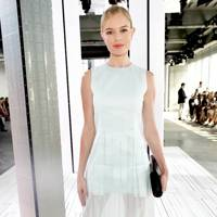 Hugo Boss show - September 10 2014
