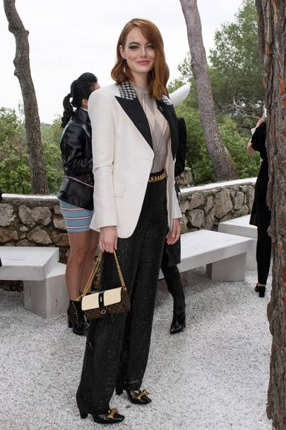 Louis Vuitton Cruise 2019 show, France - May 28 2018