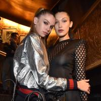 Stella Maxwell and Bella Hadid