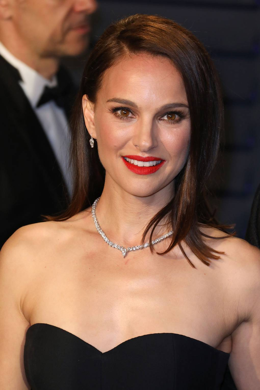 Natalie Portman: Hair Style File. Having shaved her head ...