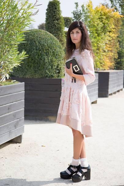 Valentina Sirgusa, blogger