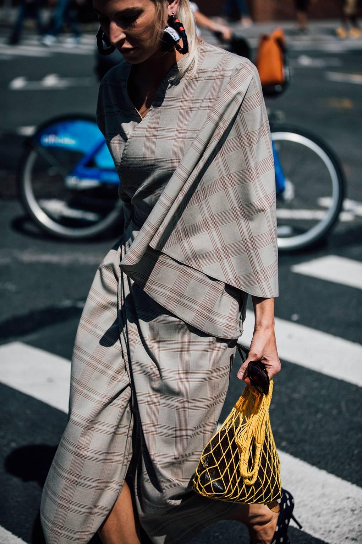 Net bag fashion trend