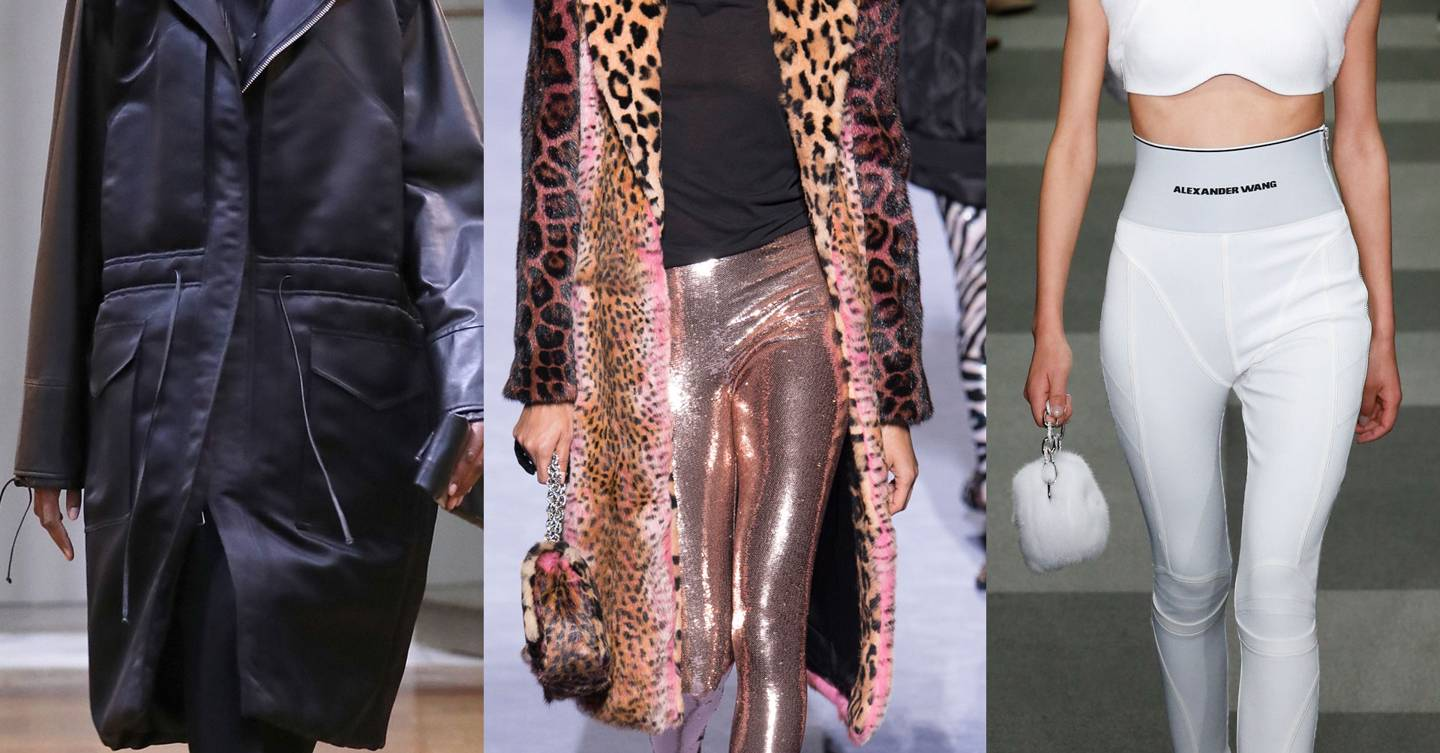 AW18 Trend: Leggings With Everything