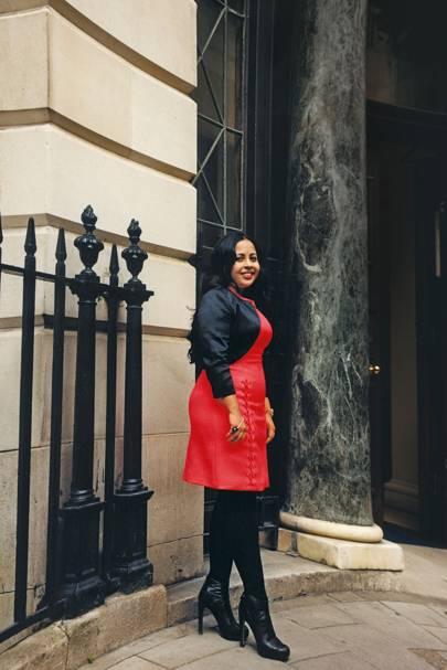Yasmin Sarwar, College Director