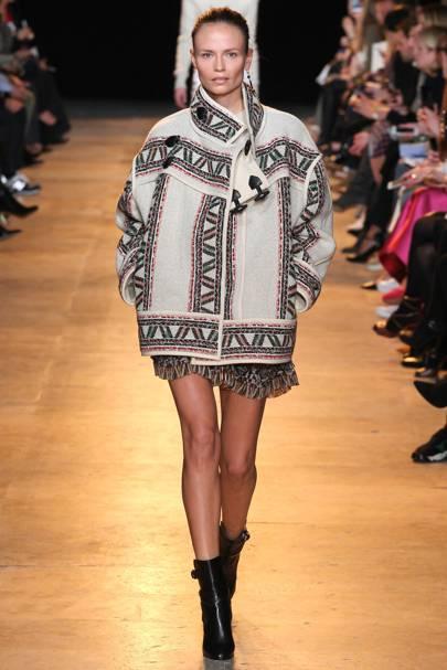 Isabel Marant Autumn/Winter 2015 Ready-To-Wear show report | British Vogue