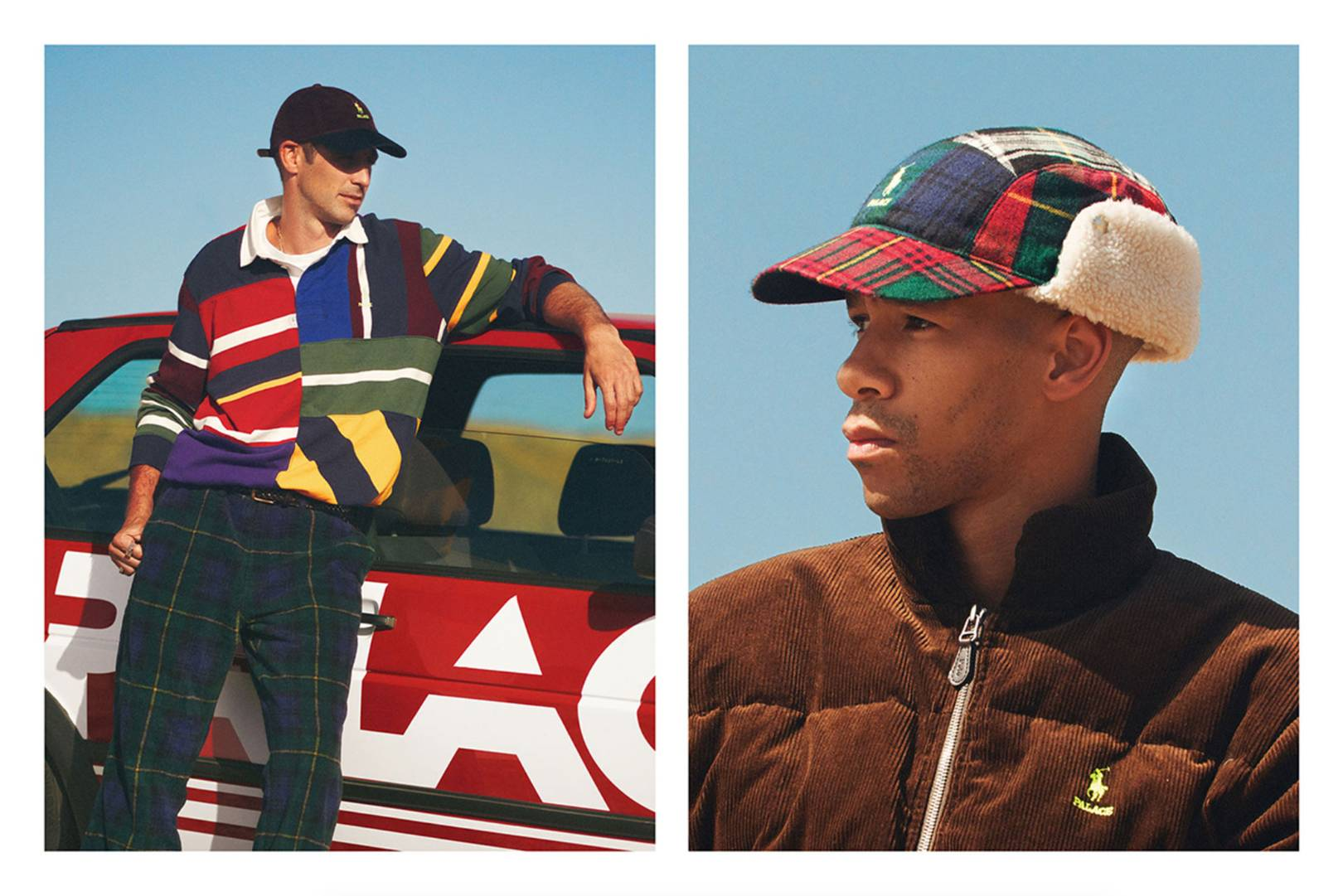 Everything You Need To Know About The Palace X Polo Ralph Lauren  Collaboration  3e885a89909e