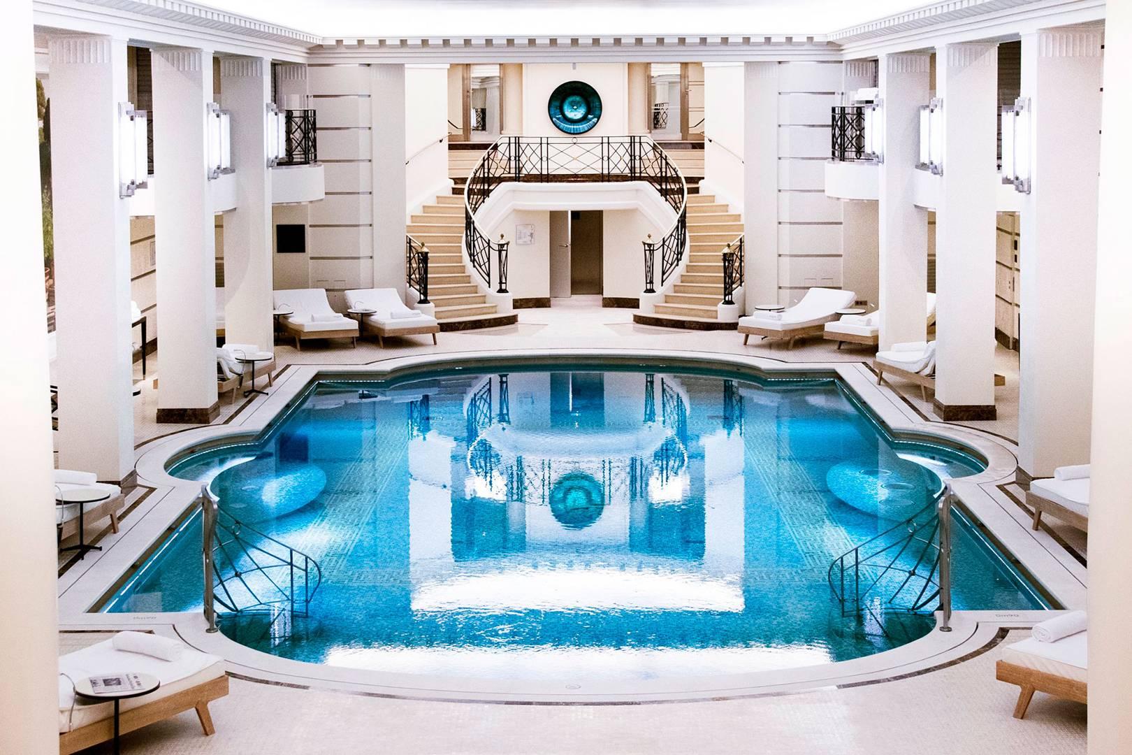 Best Paris Spas Vogue Spa Guide British Vogue