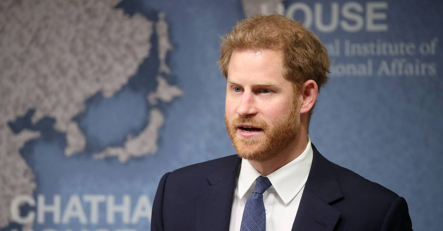 How Prince Harry Is Carrying On Princess Diana's Legacy