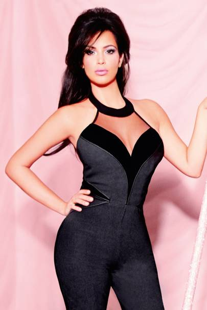 Kim Kardashian West Lipsy Kardashian Kollection Pictures ...