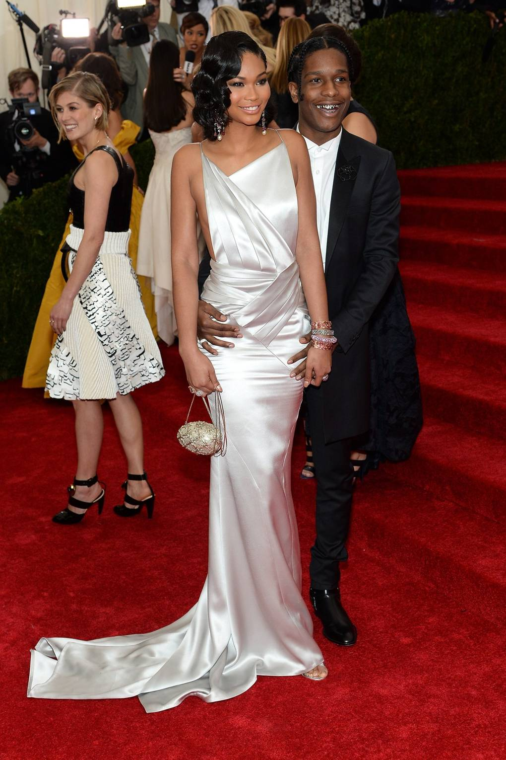 Topshop Met Ball 2014 Gowns Dresses Ebay Auction Kendall Jenner ...