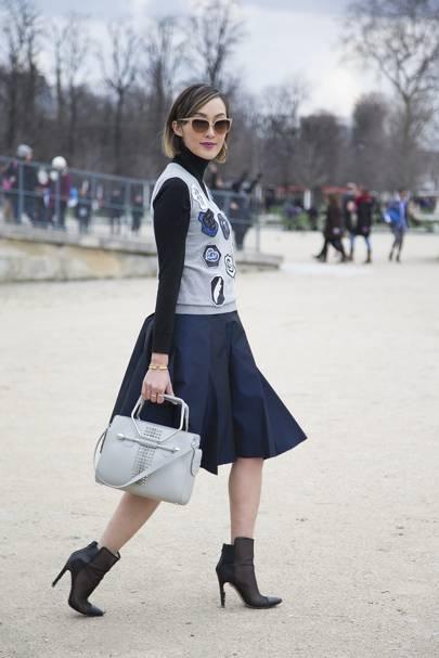 Christelle Lim –blogger