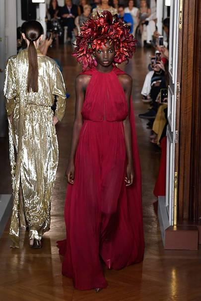 Valentino AutumnWinter 2018 Couture show report | British Vogue
