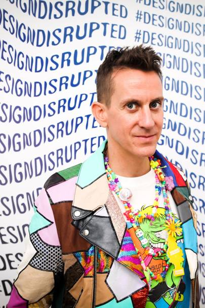 Jeremy Scott: The Exhibitionist