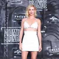 Atomic Blonde premiere, Berlin - July 17 2017